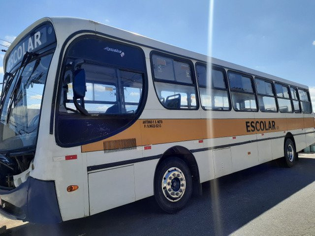 Vendo Ônibus MB Apache - Foto 2