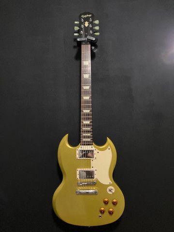 Guitarra epiphone SG custom Shop - Foto 2
