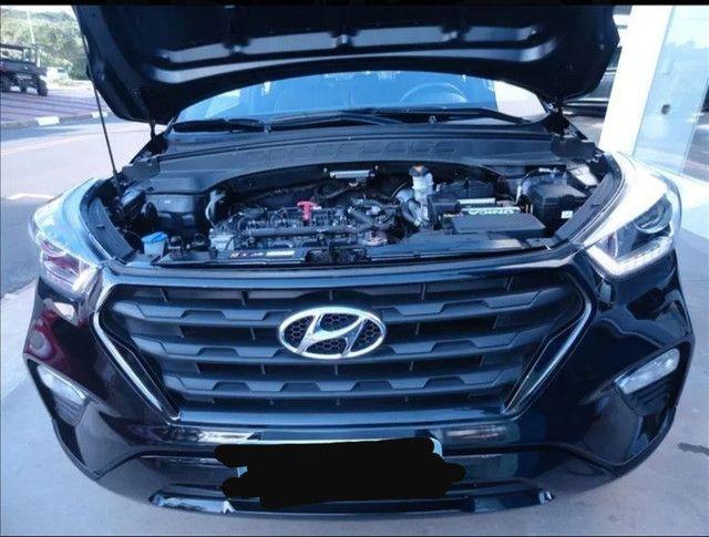 Transfiro Hyundai Creta 2.0