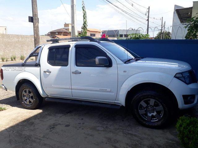 Nissan frontier Attack 2015 diesel