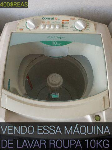 Vendo essas máquinas de lavar roupa