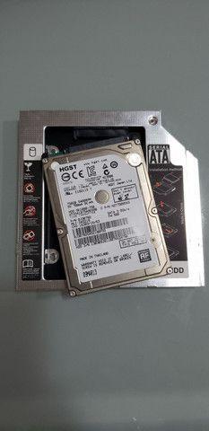 HD Notebook 750GB + Brinde   Adaptador Cady  - Foto 3