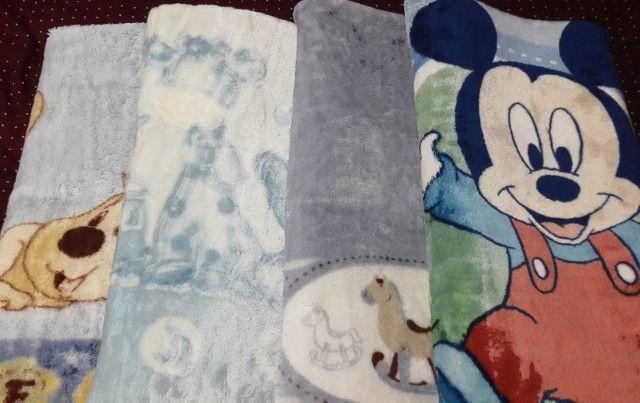 Cobertores Infantis - Foto 4
