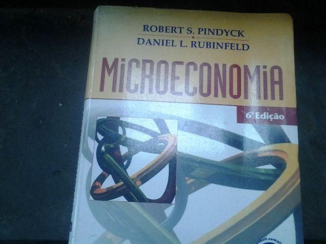 Livro de Micro economia