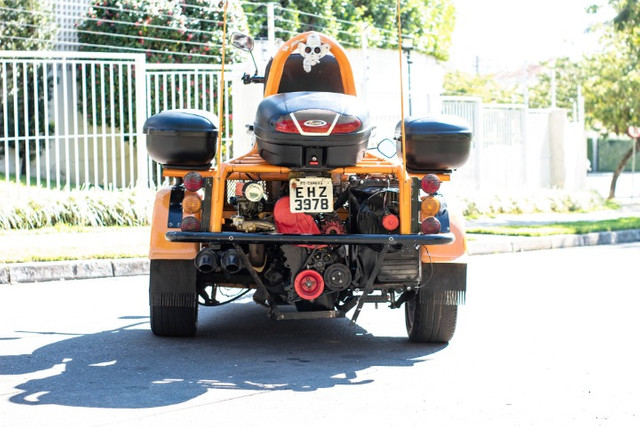 Triciclo AP 1.8 - Foto 4