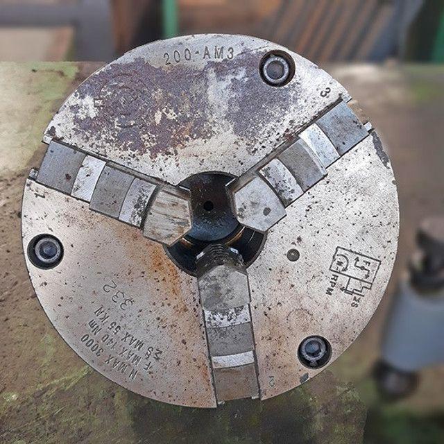 Retífica Universal Cilíndrica Mello UNS-2 - ML102 Seminova - Foto 5