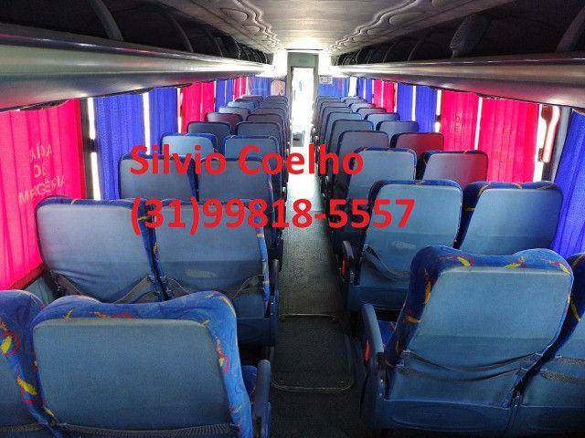 Ônibus Comil Campione 2004 Top - Silvio Coelho - Foto 9