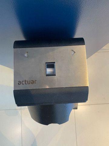 Catraca Biométrica ACTUAR Nova - Foto 2