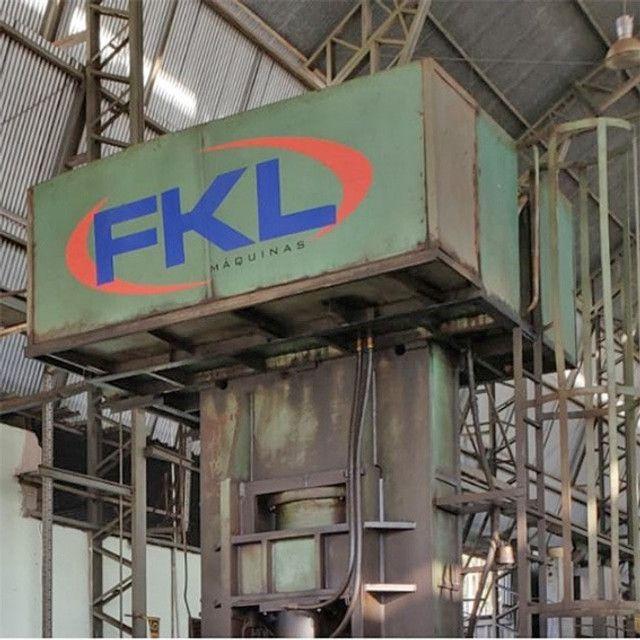 Cizalhadora FKL 500 ton - VN16 Usado - Foto 3