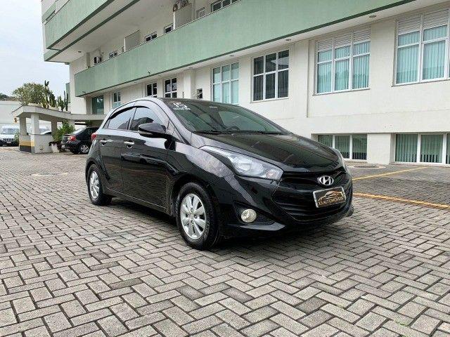 Hyundai Hb20 Comfort Plus  2015 Automático com GNV Muito novo!!!! - Foto 2