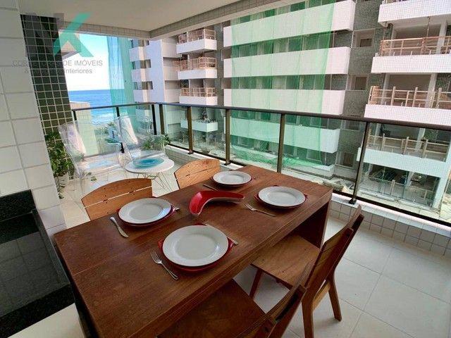 Apartamento com 3 dormitórios à venda, 114 m² por R$ 811.023,29 - Guaxuma - Maceió/AL - Foto 17