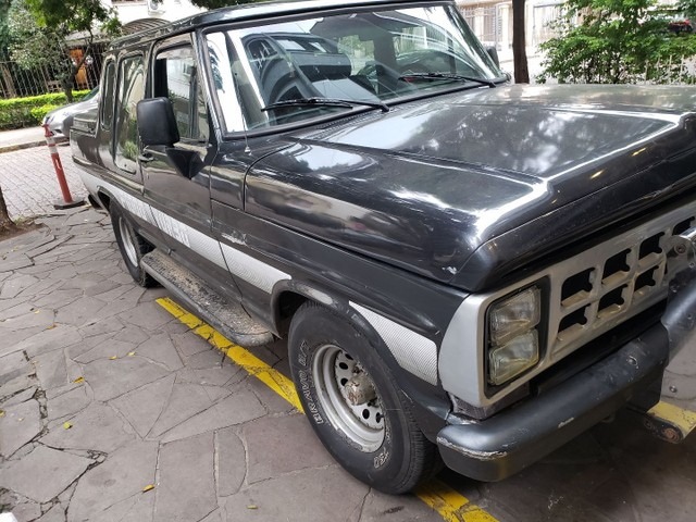 Ford F1000 (aceito trocas)