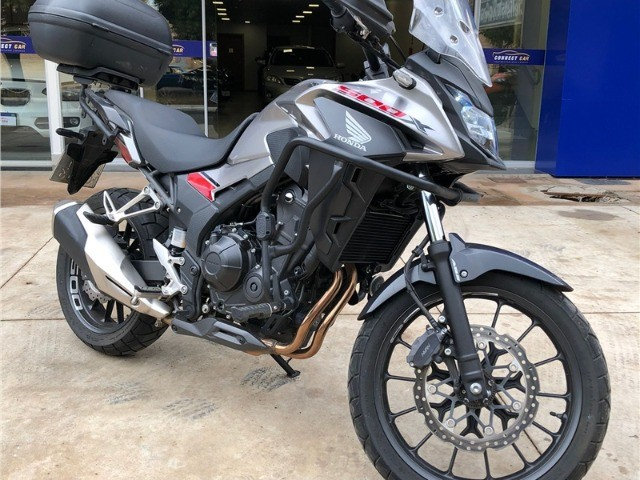 honda CB 500 X ABS  2021 - Foto 3