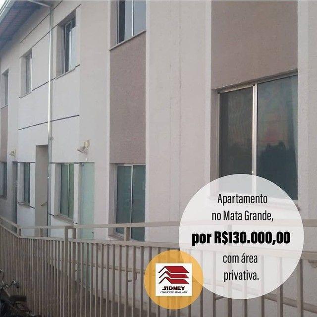 Apartamentos no Mata Grande