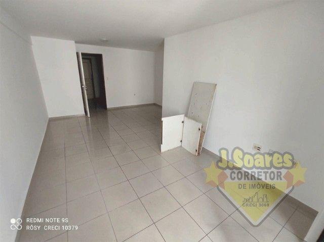 Manaíra, 3 suítes, 85m², R$ 1.900 C/Cond, Aluguel, Apartamento, João Pessoa - Foto 4