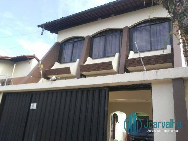 Casa estilo Mansão com 5 suítes e 3 vagas no Marco. - Foto 11