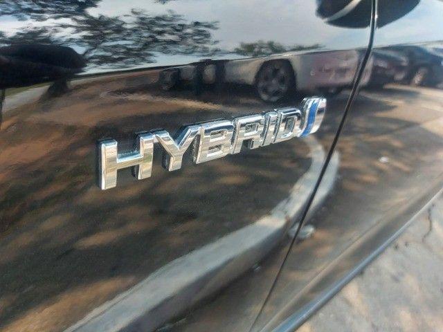 469. Corolla Altis Premium 1.8 Hybrid 2021 - 4.000 km - Blindado com Teto Solar - Foto 7