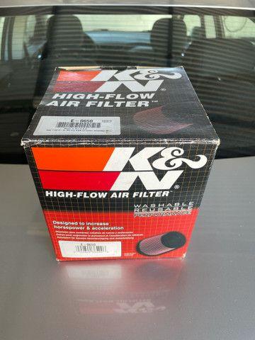 Filtro K&N Chevrolet Cruze 1.4 Turbo 17 18 19 20 - Foto 2