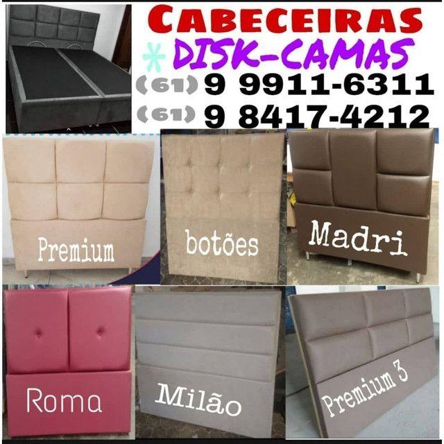 Cama baú em 12x s/ juros ++colchão e cama box baú  - Foto 2
