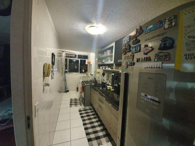 Apartamento 2Qts com varanda em Mesquita, aceito financiamento caixa - Foto 11