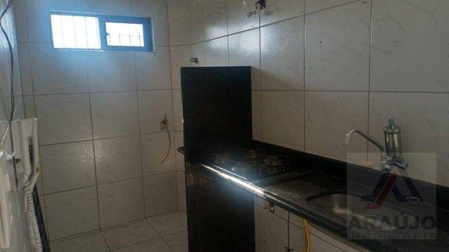 Apartamento, 50 m² - venda por R$ 140.000,00 ou aluguel por R$ 620,00/mês - Cuiá - João Pe - Foto 15