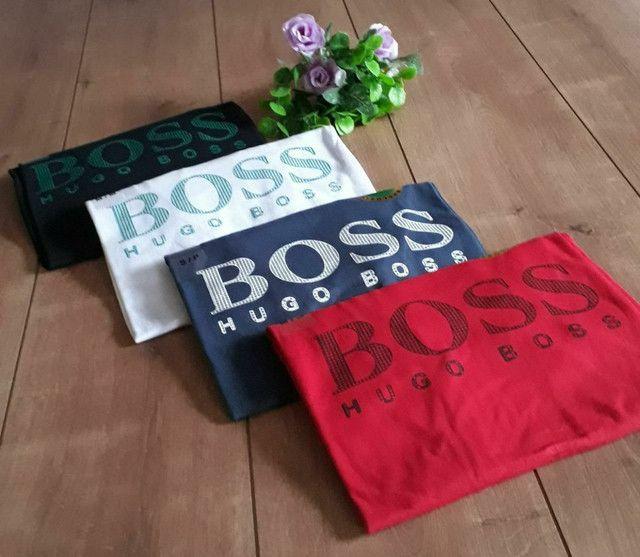 Camisa Masculino Hugo Boss Linha Premium - Foto 2