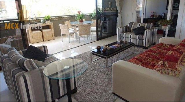 Apartamento com 4 dormitórios à venda, 247 m² por R$ 1.100.000,00 - Guararapes - Fortaleza