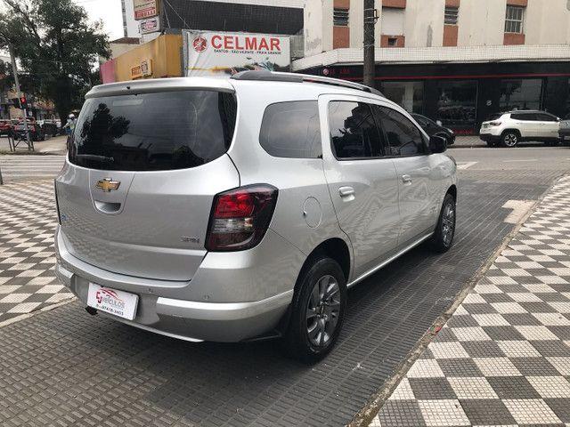 GM CHEVROLET SPIN ADVANTAGE 1.8 flex automático 2017  - Foto 11