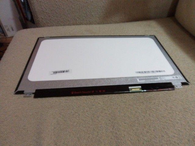 tela de led slim 15.6 de 30 pinos para qualquer notebook por R$700 tratar 9- * - Foto 3