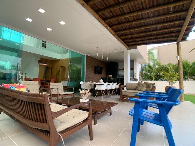Casa linda e aconchegante com 4 suítes e localizada no Condomínio Laguna. - Foto 8