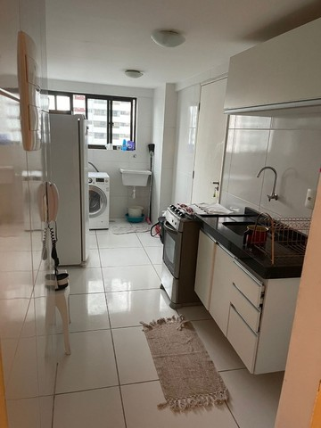 MD I Apartamento 2 Quartos 61m² com Varanda I Boa Viagem. Edf. Átria I Porteira Fechada - Foto 6