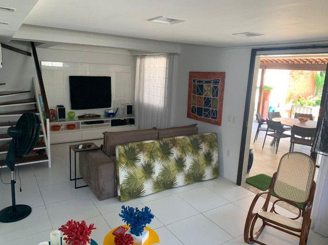 Casa Cinco Suítes a Beira Mar. (Mobiliada). - Foto 2