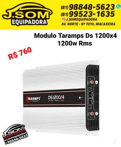 Módulo amplificador DS1200x4 Taramps