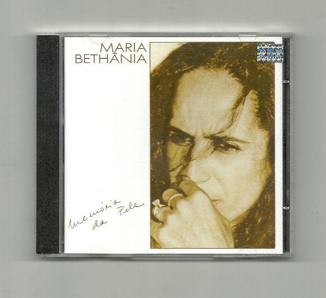 CD - Maria Bethania - Memoria da Pele