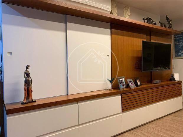 Apartamento à venda com 2 dormitórios em Botafogo, Rio de janeiro cod:888432 - Foto 3