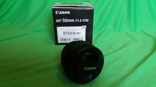 Câmera Cânon 80d + Kit  - Foto 3