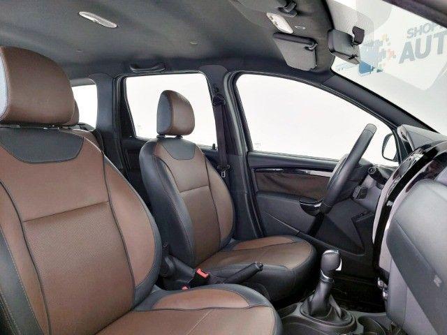 Duster Dynamique 2.0 Automático Completo/ Veículo á Gás - (ÚnicoDono) - Foto 19
