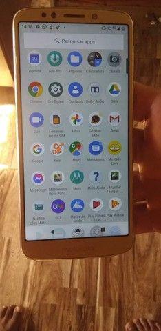 Celular Moto G6 Plus         R$500 - Foto 5
