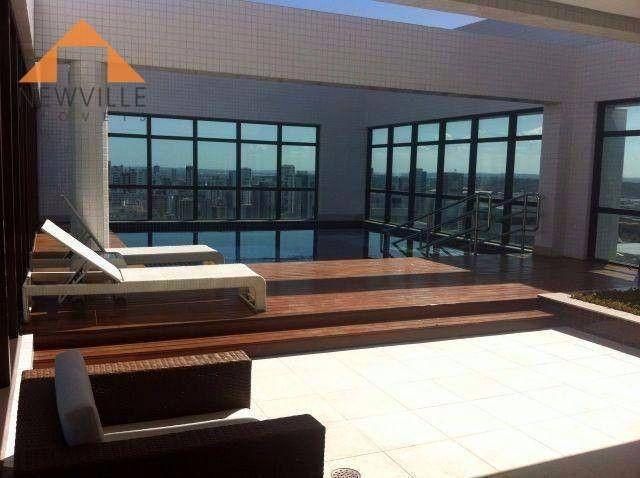 Apartamento com 1 quarto para alugar, 27 m² por R$ 2.995/mês - Boa Viagem - Recife - Foto 18