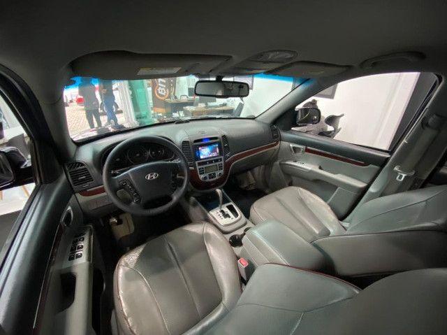 Hyundai Santa Fé V6 4X4 Aut 2008   - Foto 9
