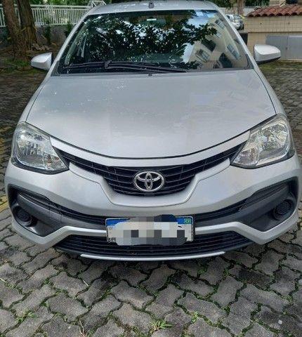 Etios sedan XS automático 2018