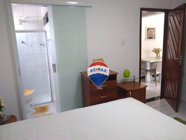 Apartamento com 2 dormitórios para alugar, 65 m² por R$ 1.600/mês - Boa Vista - Garanhuns/ - Foto 7