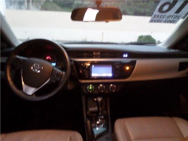 Toyota Corolla 2016 1.8 gli 16v flex 4p automático - Foto 7