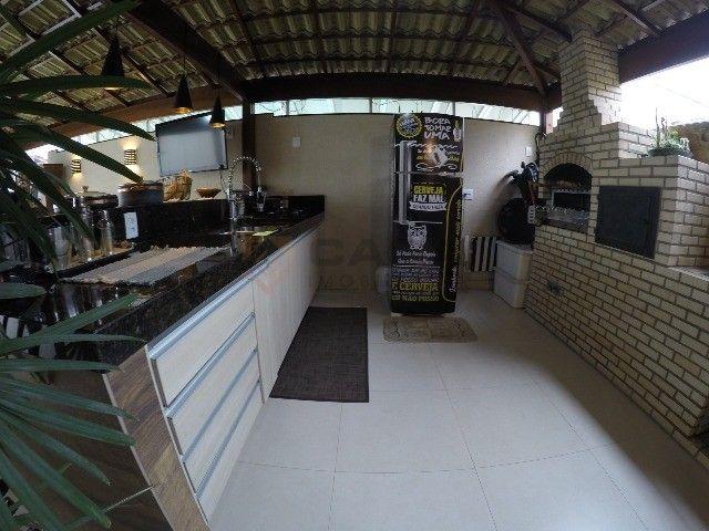 R&is - Casa planta B com linda área gourmet no Aldeia Parque Igarapé - Foto 13