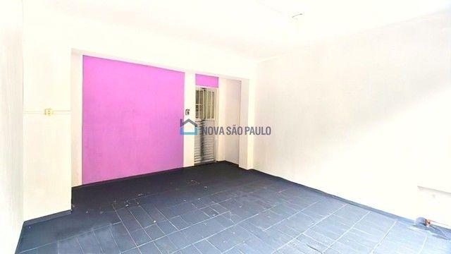 Amplo sobrado residencial/comercial para locação localizado na Vila Guarani - Foto 18