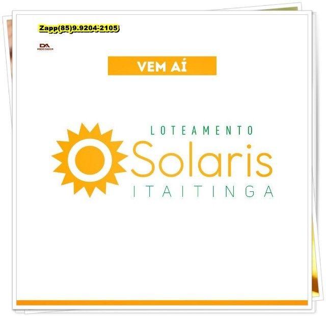 Loteamento Solaris { Muito top } - Foto 3