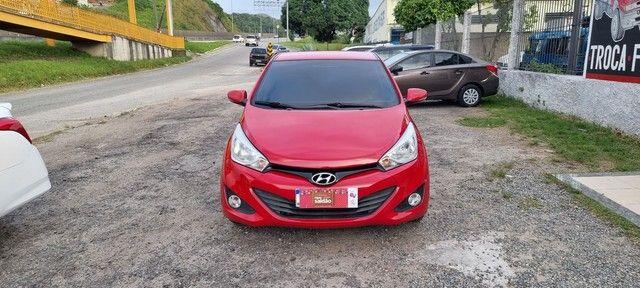 Hyundai HB 20 1.6 premi flex com Gnv ano 2015 automático