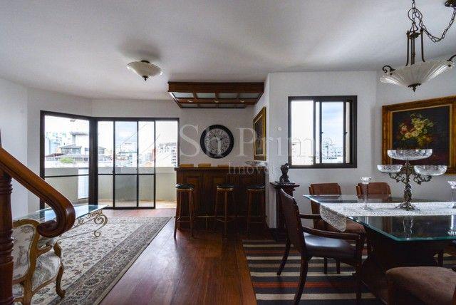 Cobertura duplex para locação e venda com 274m² - Moema, SP. - Foto 2