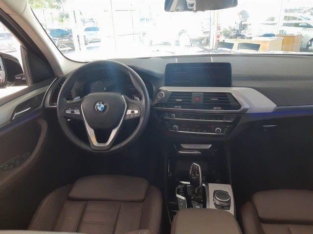 BMW X3 Xdrive20i 2.0 Biturbo - 2020 - Impecável C/ Apenas 9.000km - Foto 13