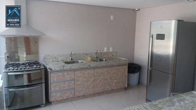 Apartamento com 1 dormitório para alugar, 42 m² por R$ 1.150,00/mês - Sul - Águas Claras/D - Foto 8